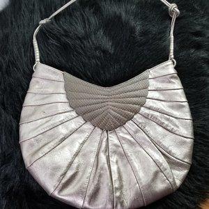 DKNY Silver Purse